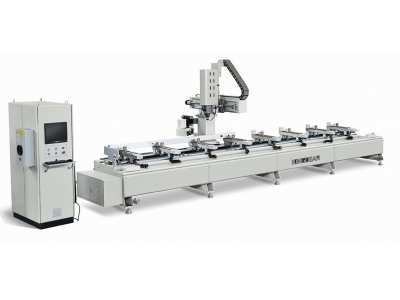High-speed 3-axis CNC procesing center